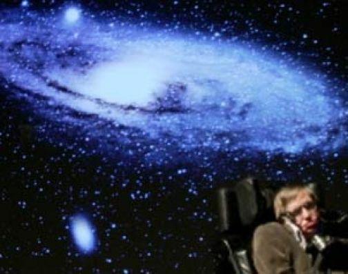 Insiste Hawking en explicar el origen del universo sin dios